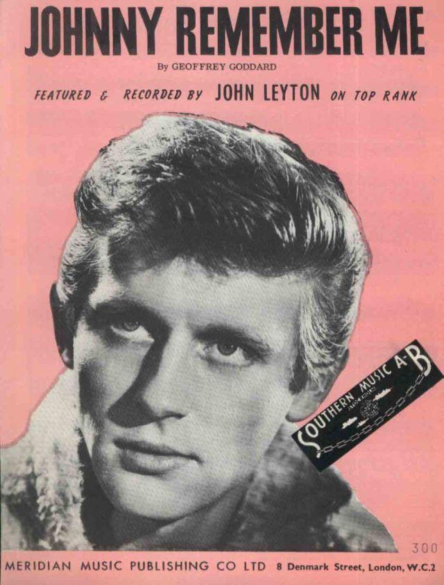 Sheet-John-Leyton