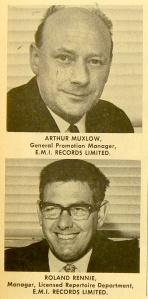 Arthur Muxlow