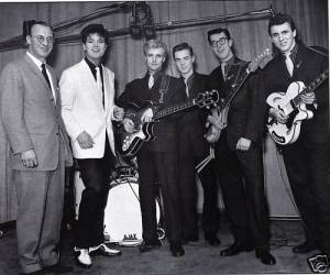 cliff richard & the drifters with norrie paromor