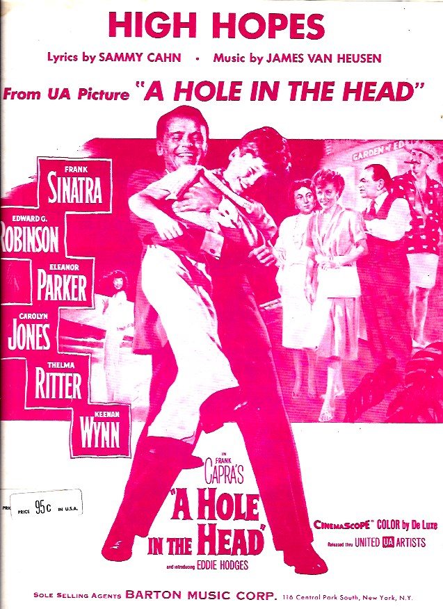 High Hopes sheet music cover.jpg